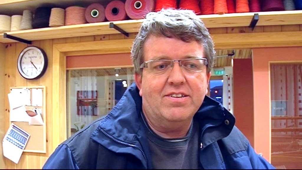 SKAL DRØFTES: Den overgrepstiltalte ordføreren Rune Øygard i Vågå kommune skal drøftes på et medlemsmøte torsdag kveld.  (Foto: TV 2)