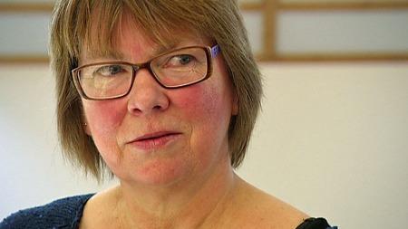 Sivilarkitekt Anne Marie Grimsrud i Rambøll har arbeidet med passivhus-teknologien siden 80-tallet. (Foto: TV 2)