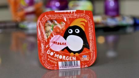 Go' morgen yoghurt (Foto: Frode Sunde/TV 2/)