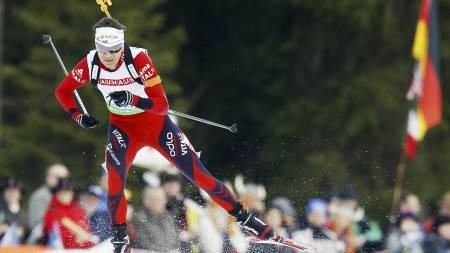 Ole Einar Bjørndalen (Foto: Junge, Heiko/SCANPIX)