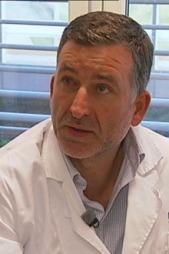 Overlege og tillitsvalgt for overlegene ved Oslo Universitetssykehus, Roger Josefsen. (Foto: TV 2)