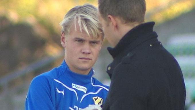 Navnet til Herman Stengel har dukket mye opp i media de siste dagene. Lørdag starter han i bortekampen mot Lillestrøm.