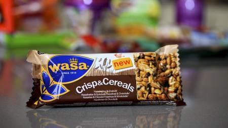 Wasa cereals (Foto: Frode Sunde/TV 2/)