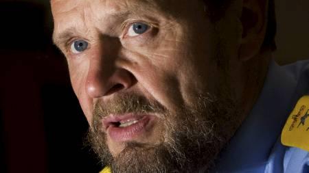 Toll- og avgiftsdirektør Bjørn Røse. (Foto: Bendiksby, Terje/SCANPIX)