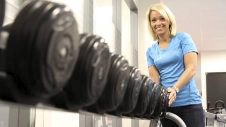 Siri Marte Hollekim, ekspert innen trening og kosthold, TV 2 Sporty (Foto: Nina Kausland/)