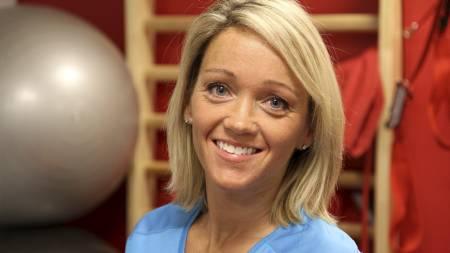 Siri Marte Hollekim, TV 2 Sportys ekspert innen trening og kosthold. (Foto: TV 2)