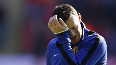 Wayne Rooney (Foto: Tim Hales/Ap)
