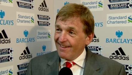 Liverpool har under Kenny Dalglish sin ledelse vunnet på åtte av ti reiser i serie og cup denne sesongen