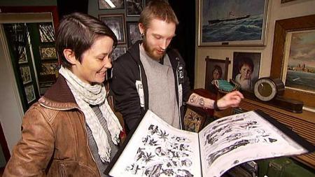 tatovering1W (Foto: God morgen Norge)