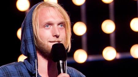 Fredrik Bergersen Klemp (Foto: Thomas Reisæter/TV 2)