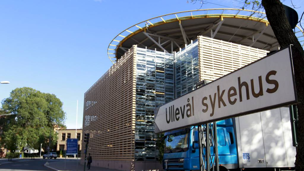 GAMMELT UTSTYR: Halvparten av utstyret ved sykehusene i helseregionen Helse sør-øst er utrangert. Bare for Oslo universitetssykehus alene er gjenanskaffelseskostnaden for utrangert utstyr beregnet til 1,8 milliarder kroner. (Foto: Åserud, Lise/Scanpix)