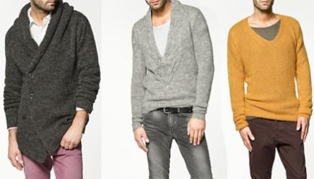 STRIKK: Store strikkegensere vil holde deg varm denne vinteren. Alt fra Zara.