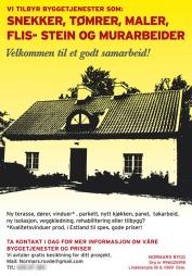 rovde plakat (Foto: Plakat/Normars Rovde)