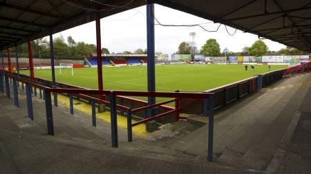 Aldershots hjemmebane, Recreation Ground (Foto: Chris Ison/Pa Photos)