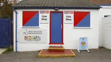 Aldershots klubbhus (Foto: Chris Ison/Pa Photos)