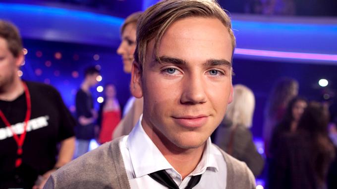 Christopher Olafsrud røk ut av Idol første delfinale (Foto: Thomas Reisæter/TV 2)