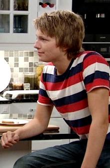Mathias Ambjør spiller Måne i «Hotel Cæsar».