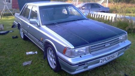 Nissan Laurel var i sin tid en bil som viste litt av all luksusen som kunne fås. Her var listen over ekstrautstyr lang...