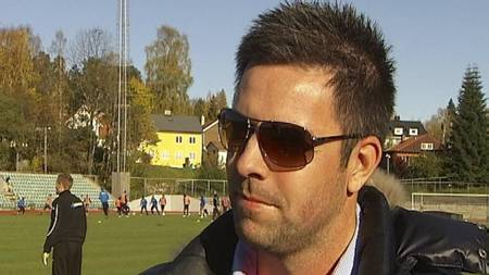 Inge Andre Olsen. (Foto: TV 2 Sporten/)