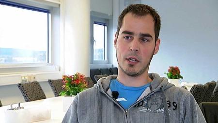 OMFATTENDE ARBEID: Overingeniør Kjartan Orvedal vurderer faren for ny flom i Ålen. (Foto: Stein Roar Leite)
