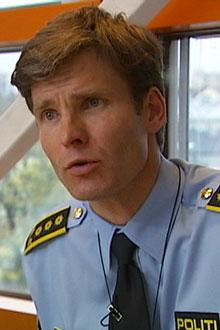 FANTASIVERDEN:  Politiadvokat Pål-Fredrik Hjort Kraby i Oslo politidistrikt tror Breivik kan ha vært i en slags fantasiverden under massakren. (Foto: TV 2)