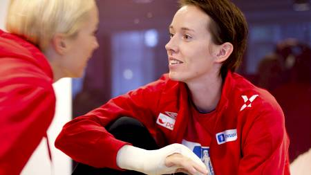 Kristine Lunde-Borgersen (Foto: Larsen, Håkon Mosvold/Scanpix)