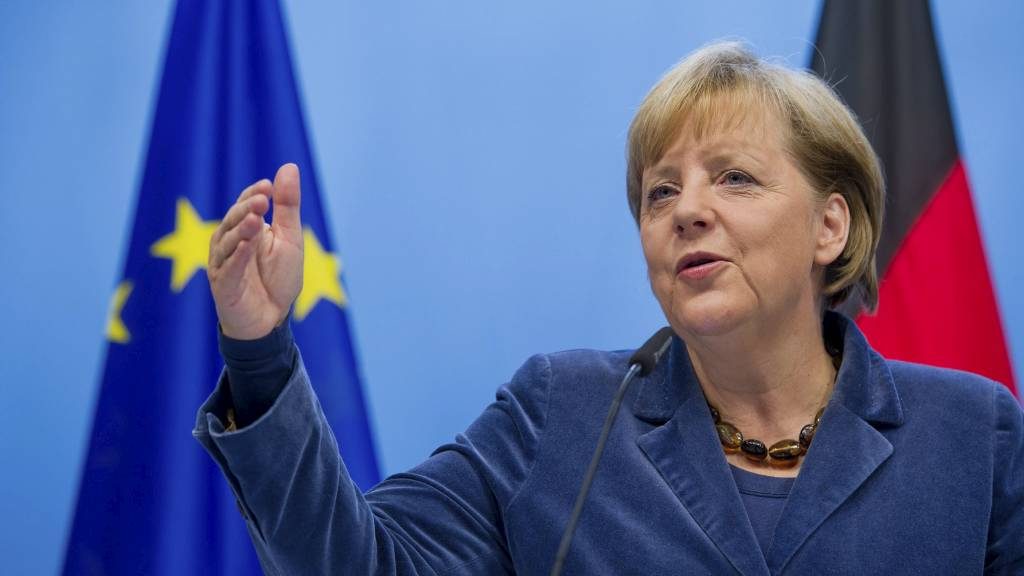 Møtes kvinne Merkel