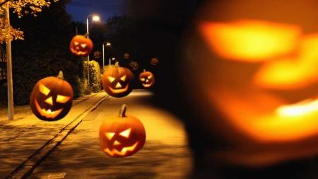 Denne helgen feires Halloween. (Foto: Illustrasjonsbilde)