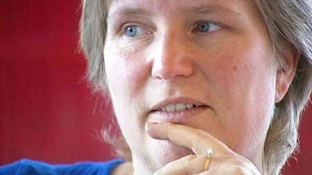 OPERERT FOR BRYSTKREFT: Katja Skjellum er en av kvinnene som er med på studien. (Foto: Sverre Saabye)