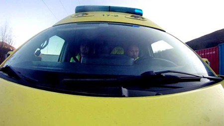 Ambulanse (Foto: TV 2)