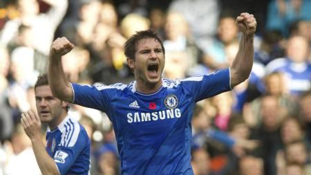 Frank Lampard (Foto: Bogdan Maran/Ap)