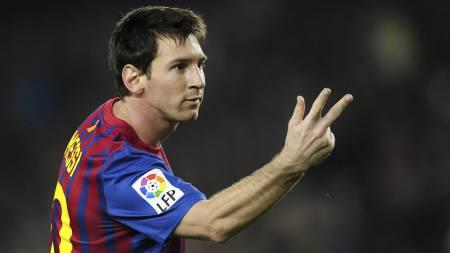 Lionel Messi (Foto: MANU FERNANDEZ/Ap)