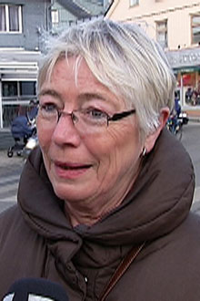 - HELT VILLT: ¿Jeg synes det høres helt vilt ut, sier Tromsø-kvinnen   Liv Inger Ingebrigtsen når hun får høre om den nye ordningen. (Foto:   TV 2)