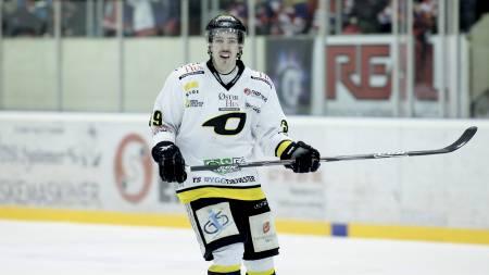 Henrik Solberg og resten av Stavanger Oilers har vært suverent best i GET-ligaen så langt denne sesongen. (Foto: Solum, Stian Lysberg/SCANPIX)
