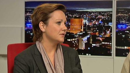 Hanne Sundt, psykiatrisk sjukepleiar på overgrepsmottaket ved Oslo Legevakt, tar i mot overgrepsoffer som kjem til mottaket. Ikkje alle politimelder overgrepet. (Foto: TV 2)