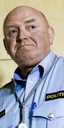 SIKKERHET: Johan Fredriksen har ansvaret for sikkerheten