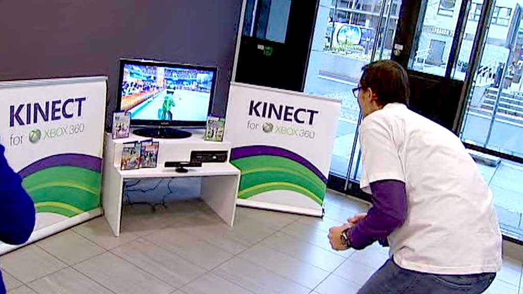 kinect (Foto: TV 2)