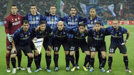 Inter (Foto: OLIVIER MORIN/Afp)