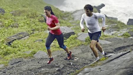JOGGING: Utfordringen denne uken er å jogge eller gå  (Foto: Craft/)
