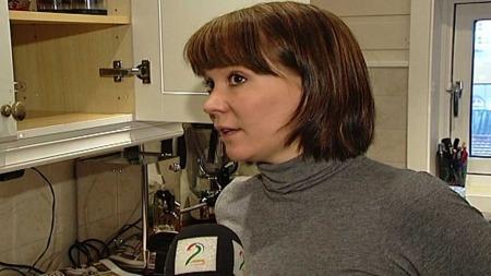 NOK ER NOK: Blogger Lill-ToveVeimæl har fått nok av de anonyme kommentarene, nå slutter hun å blogge.  (Foto: TV 2)