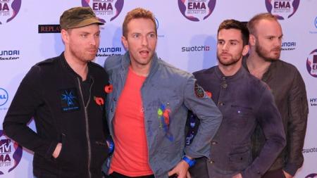 Coldplay (Foto: PETER MUHLY, ©dan)