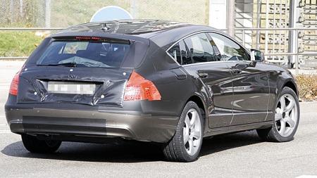 Mercedes-CLS-Shooting-Break (Foto: Scoopy)