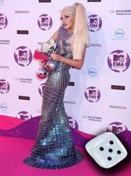 MOTEIKON: Lady Gaga er et av verdens største moteikoner. Og det er ikke uten grunn...