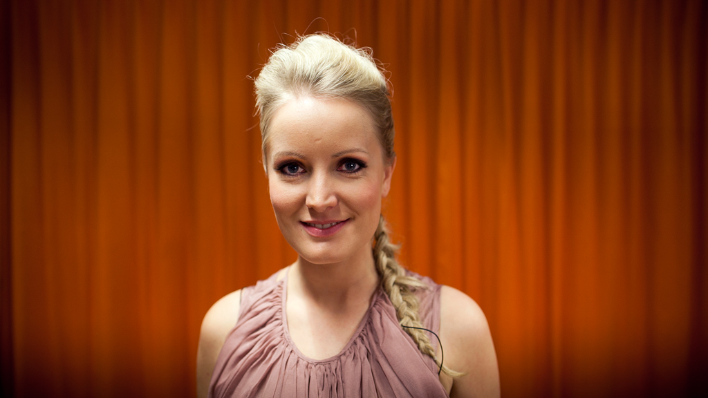 Maria Mohn i Idol (Foto: Thomas Reisæter/TV 2)