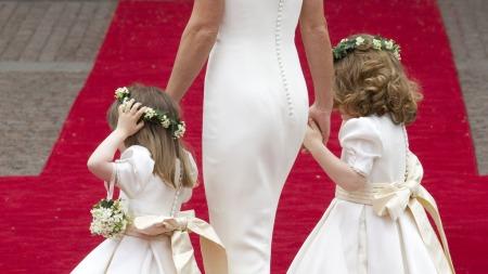«RUMPEKJOLEN»: Pippa Middleton stjal showet under det kongelige bryllupet i England tidligere i år med sin trange kjole. Nå kan du slå kloa i «rumpekjolen».