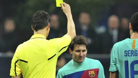 Messi (Foto: GIUSEPPE CACACE/Afp)