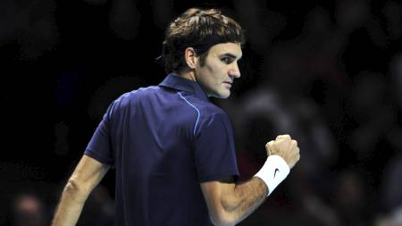 Roger Federer (Foto: GLYN KIRK/Afp)