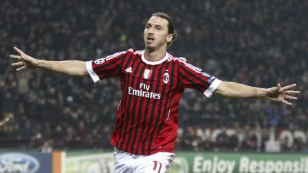 Zlatan Ibrahimovic (Foto: Antonio Calanni/Ap)