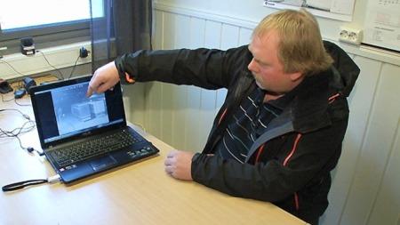 FORTVILER: Per Arvid Gilseth, daglig leder i Gilseth Transport.