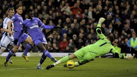 Emmanuel Adebayor (Foto: NIGEL RODDIS/Reuters)
